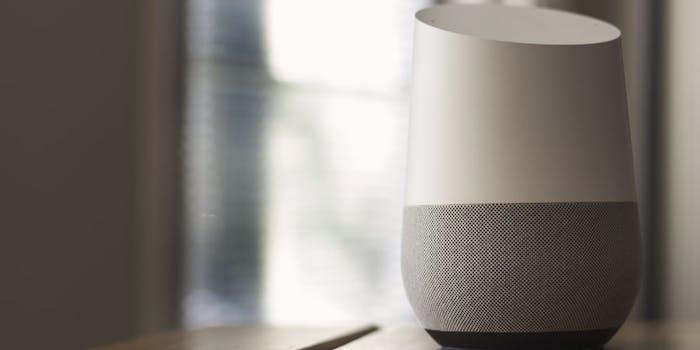 Google Home tech