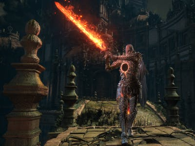 How to Start 'The Ringed City' in 'Dark Souls 3'