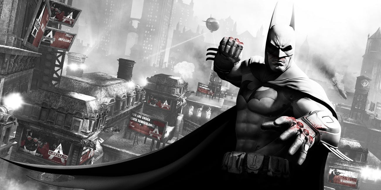 Batman Arkham Asylum And City Will Get The Inevitable Makeover On Xbox One PlayStation 4