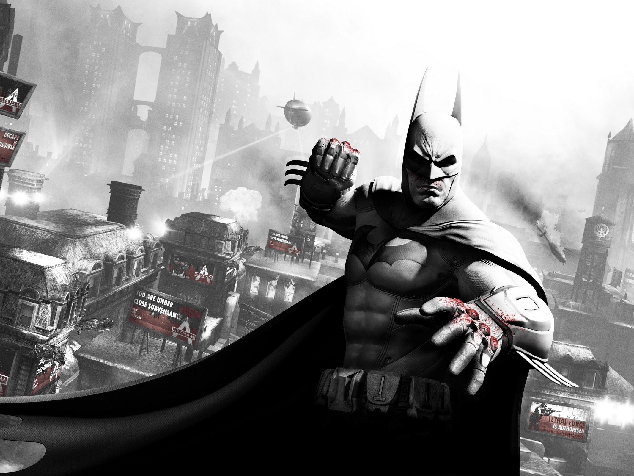 Batman: Arkham Asylum' and 'City' Coming to Xbox One, PS5