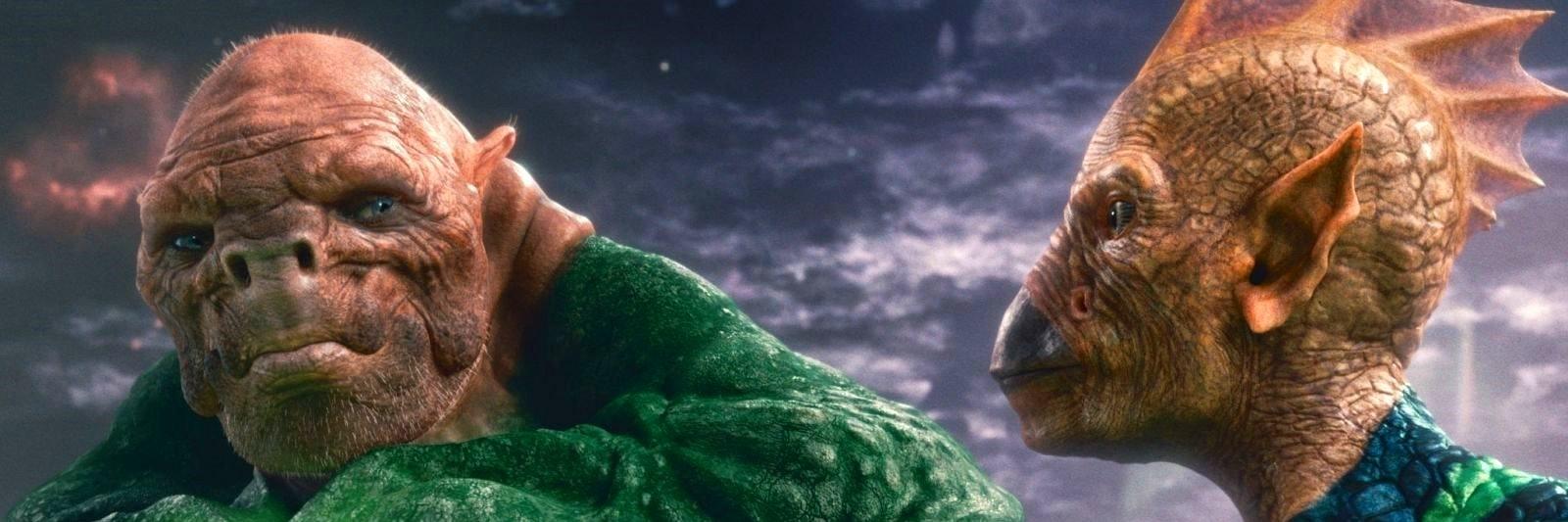 Kilowog in Warner Bros' 2011 'Green Lantern'