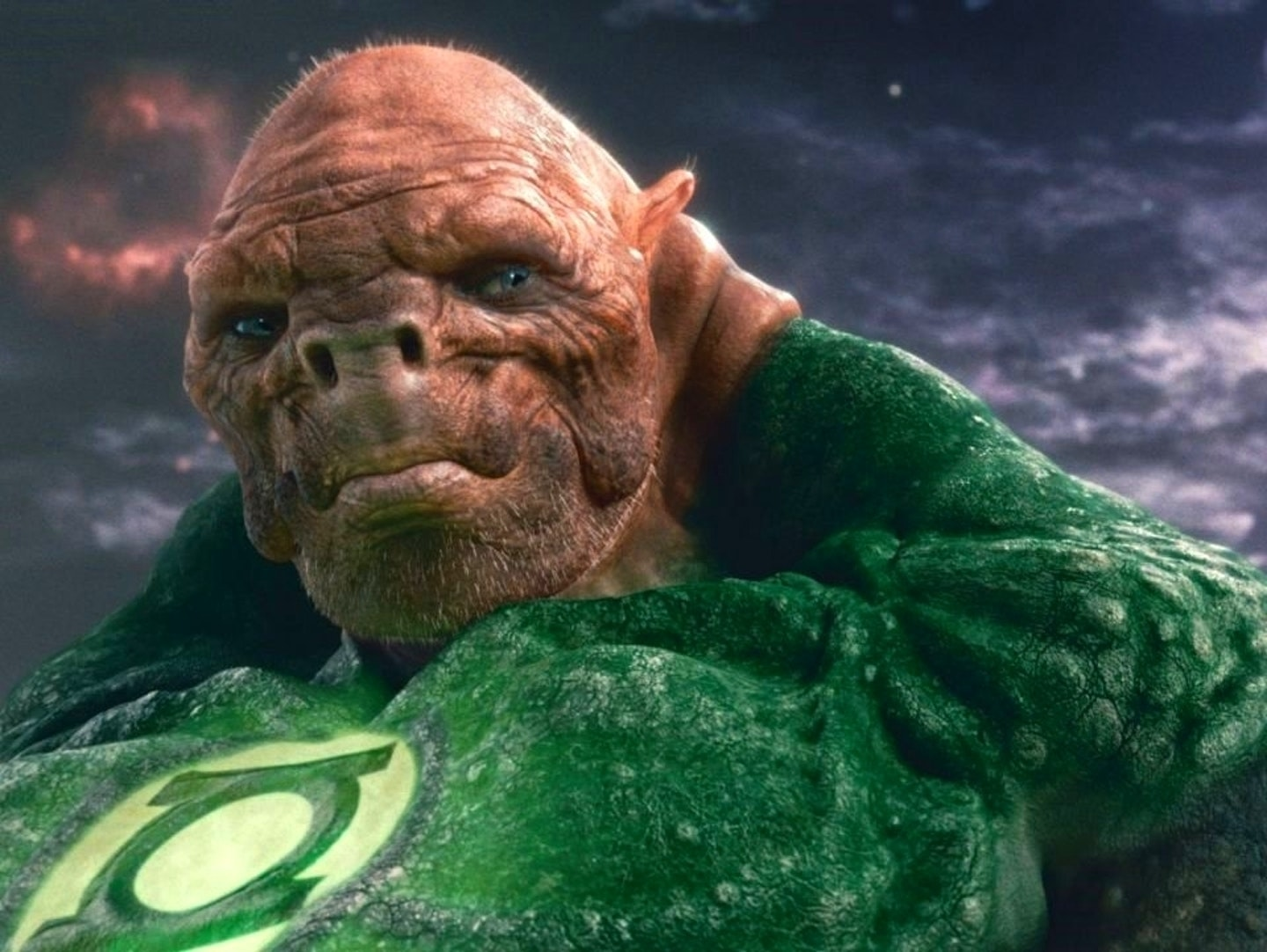 Kilowog in Warner Bros' 2011 'Green Lantern'