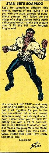 Stan Lee Soapbox
