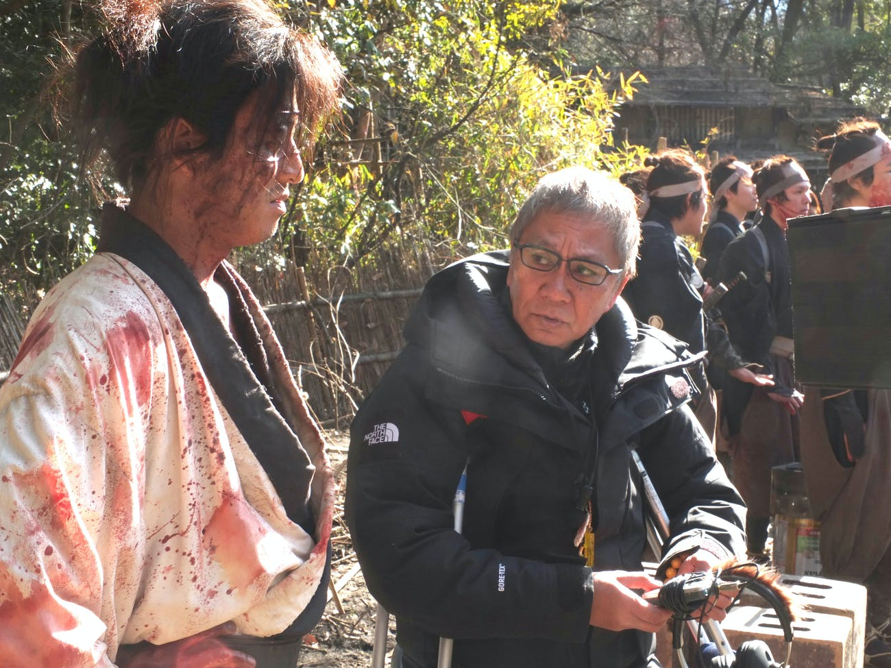 Blade of the Immortal Takashi Miike