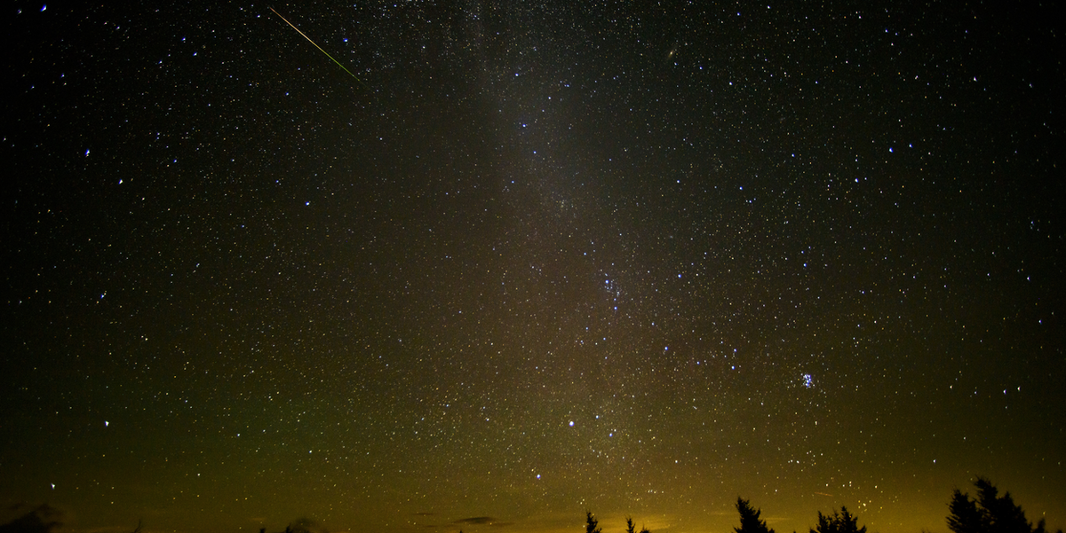 2017 meteor shower tonight nasa - photo #1