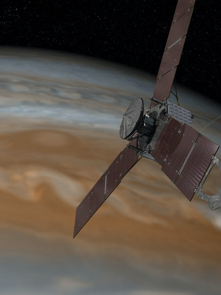 Juno is preparing for its third science orbit.