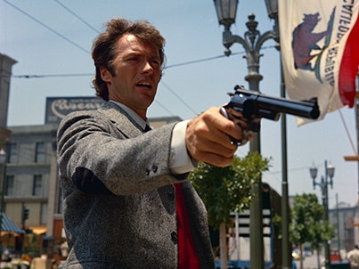 Clint Eastwood's Politics Are Straight out of 'Dirty Harry'