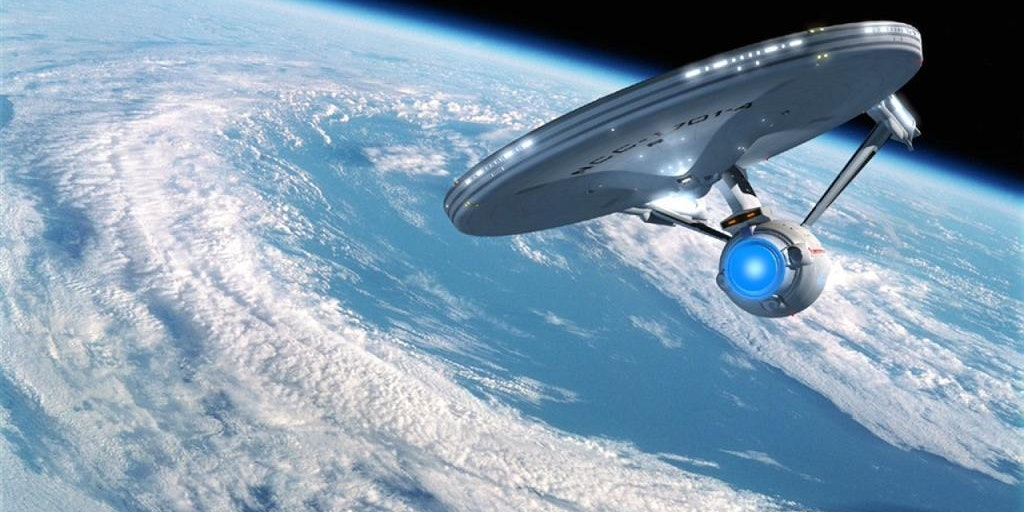 The USS Enterprise