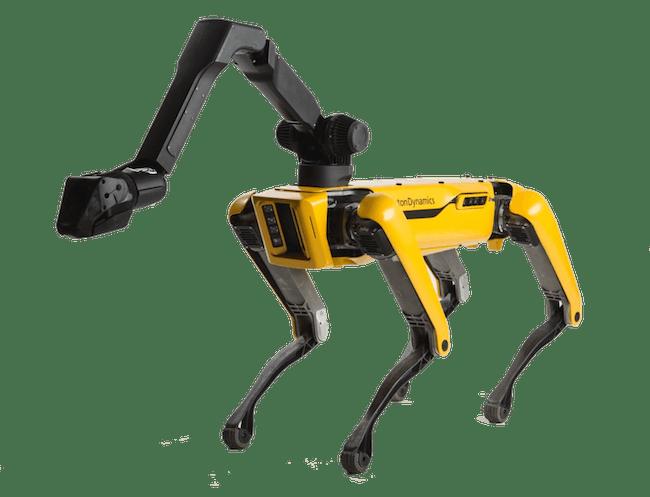 SpotMIni by Boston Dynamics