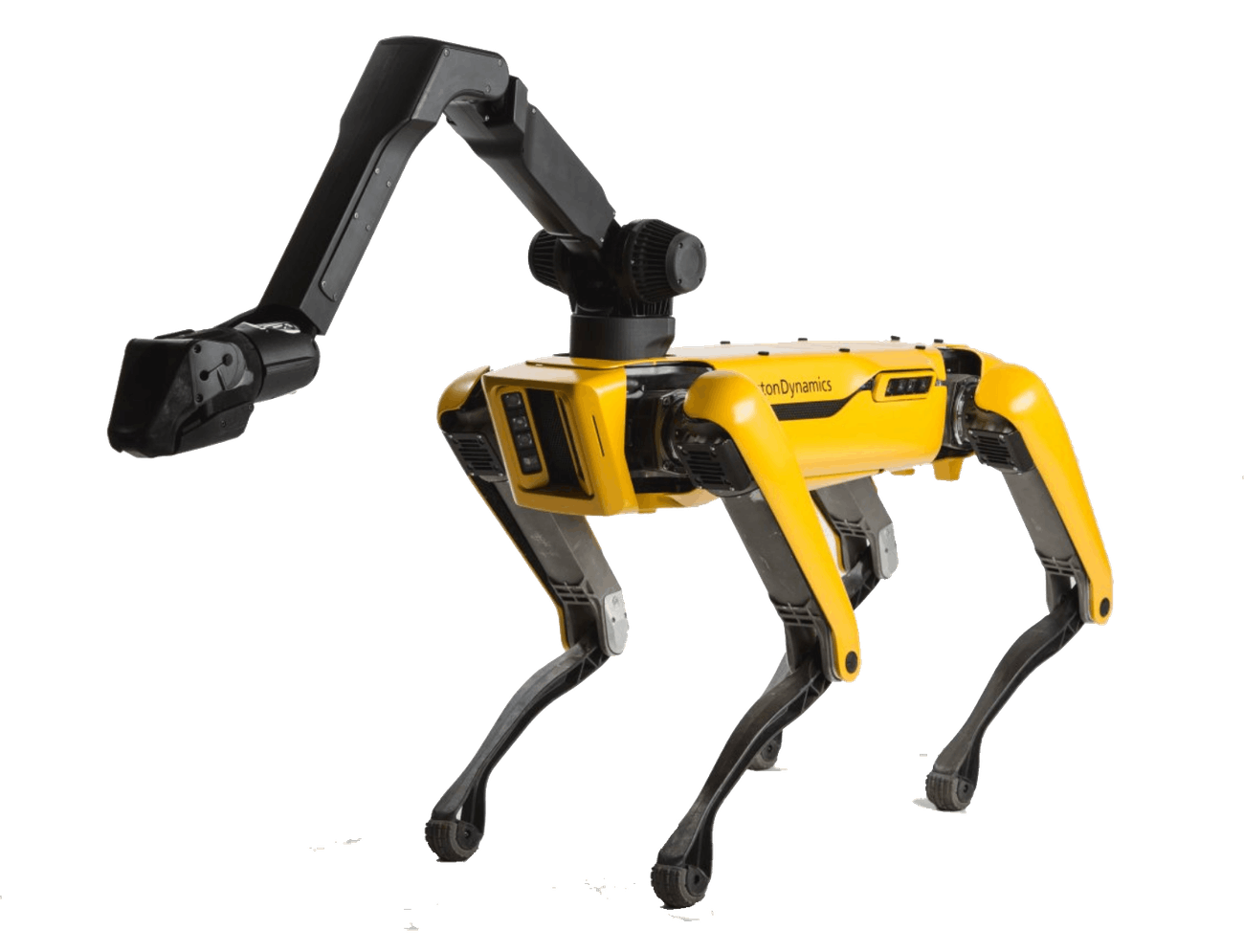 SpotMIni by Boston Dynamics