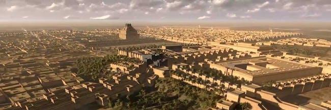 Babylon ancient Mesopotamia eclipse omen