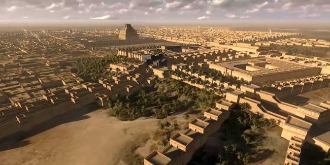 Babylon ancient Mesopotamia eclipse omen