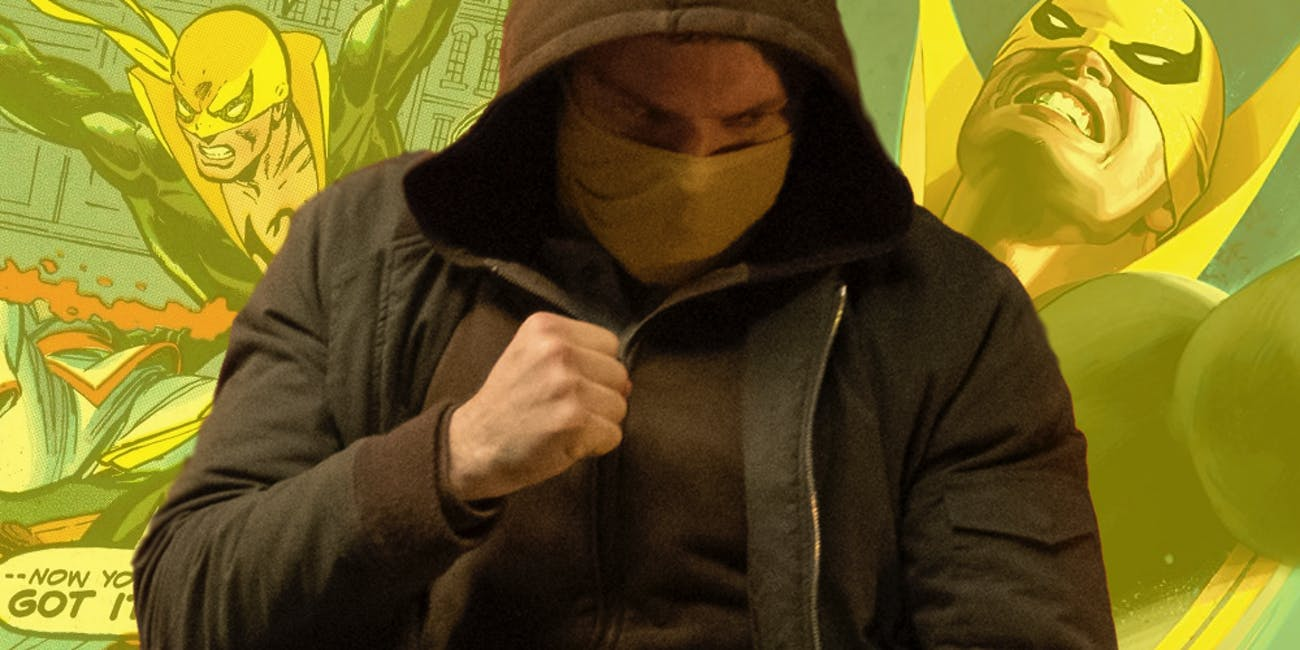 Iron Fist Costumes Netflix Season 2