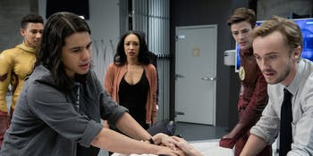 Team Flash might be more than one man down in Season 4.