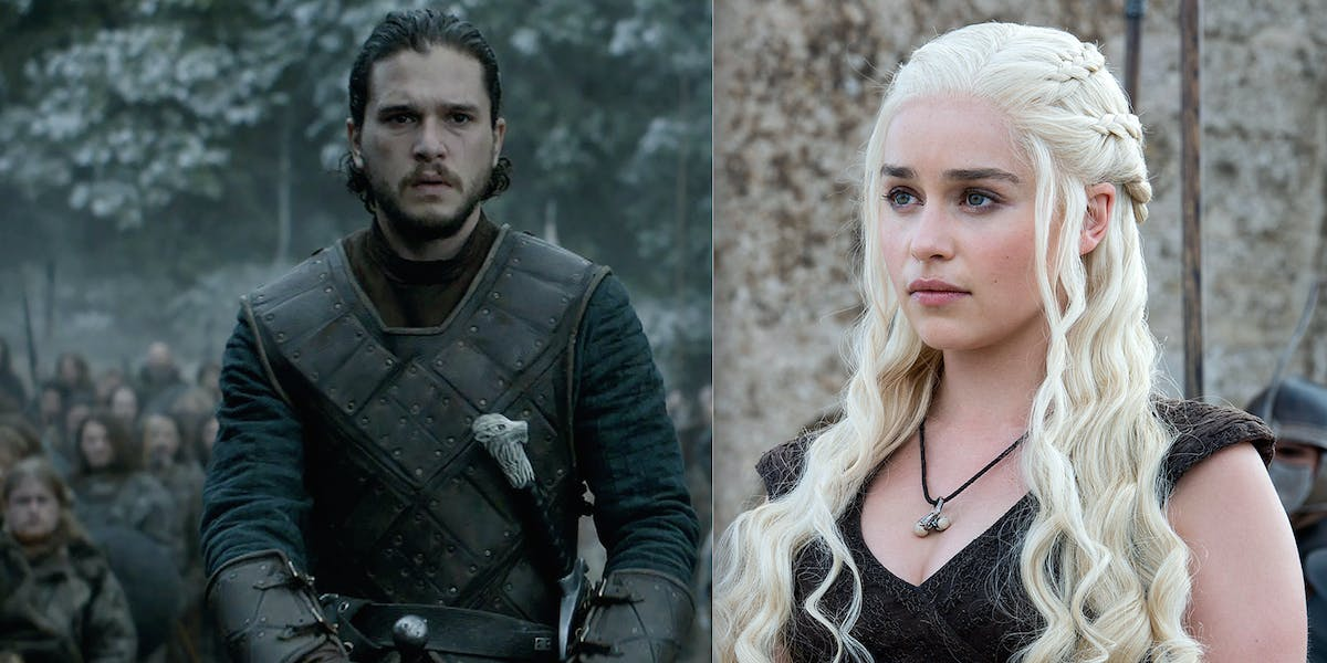 Jon and Daenerys Could Be the Night King and Queen on ...
