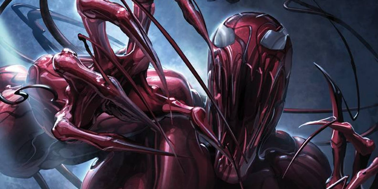 fighting carnage could make the mcu s spider man savage af inverse