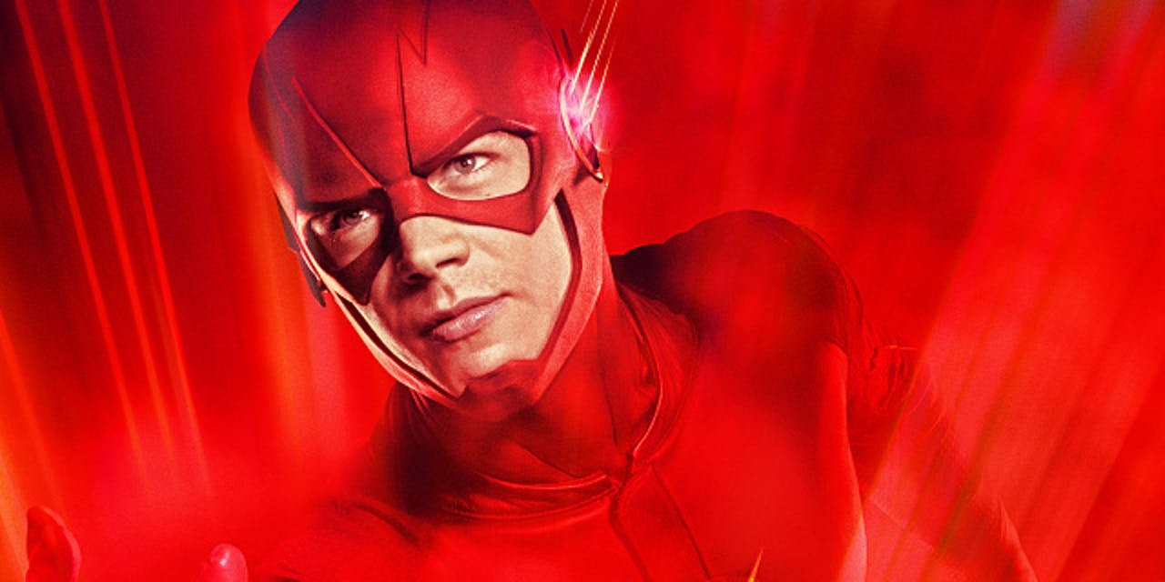 The Flash Season 3 Poster