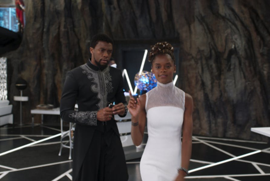 'Black Panther' still has plenty of mileage left at the global box office.