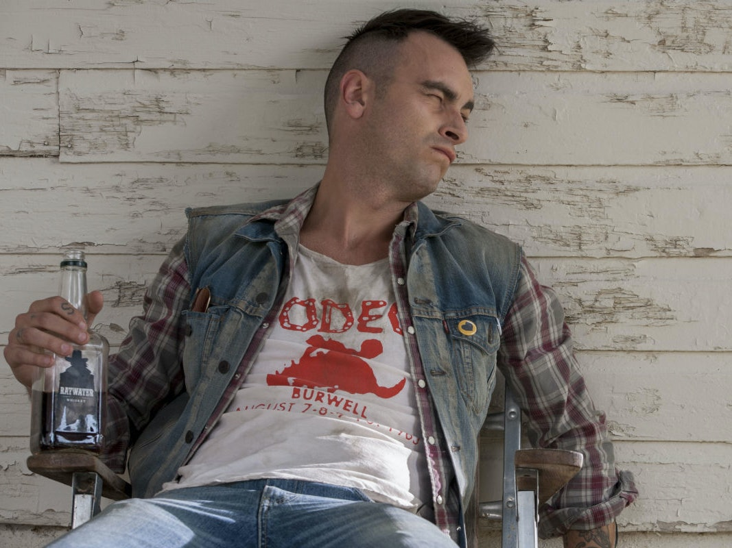 Loving Joseph Gilgun's Cassidy on 'Preacher'? It's Time To Watch 'Lockout'