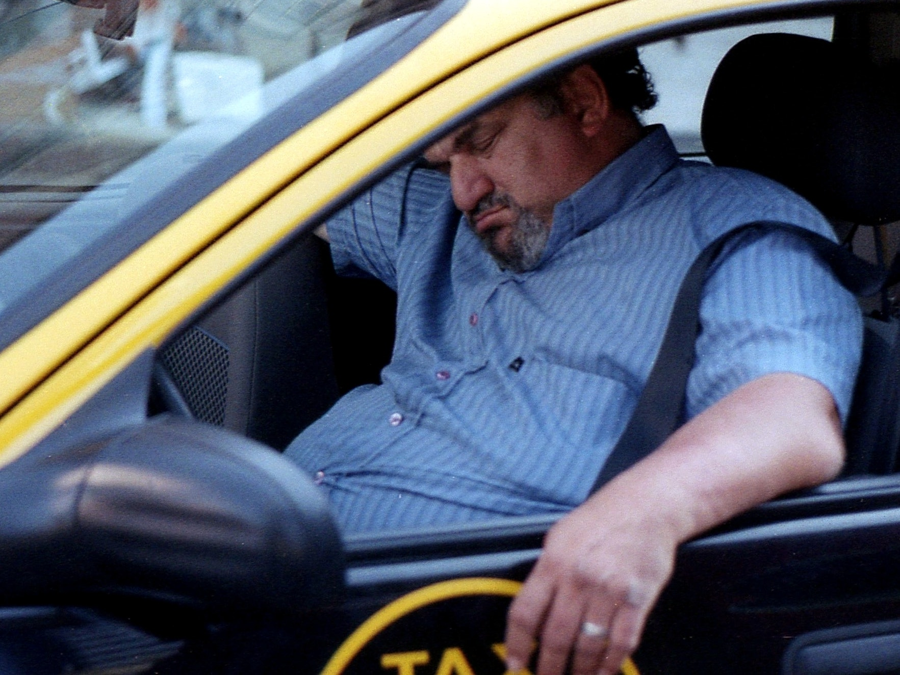 What Will Happen When You Fall Asleep At the Wheel of Your Driverless Car?