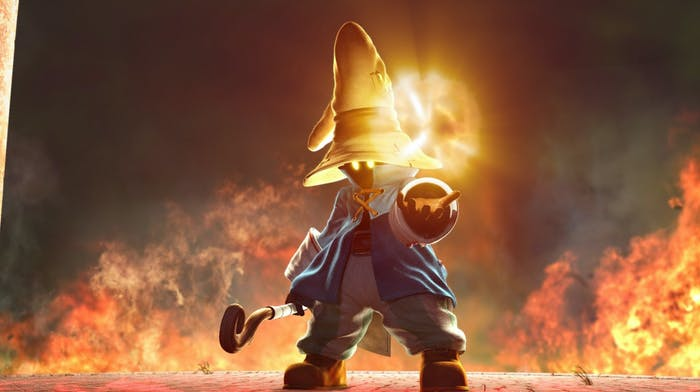 Black Mages like Vivi play a huge role in 'Final Fantasy IX'.