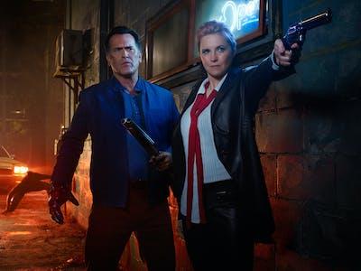 Watch The 'Ash vs Evil Dead' Season 2 Teaser Soak Ol' Ash In Blood