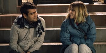 """The Big Sick"" centers around a real illness."