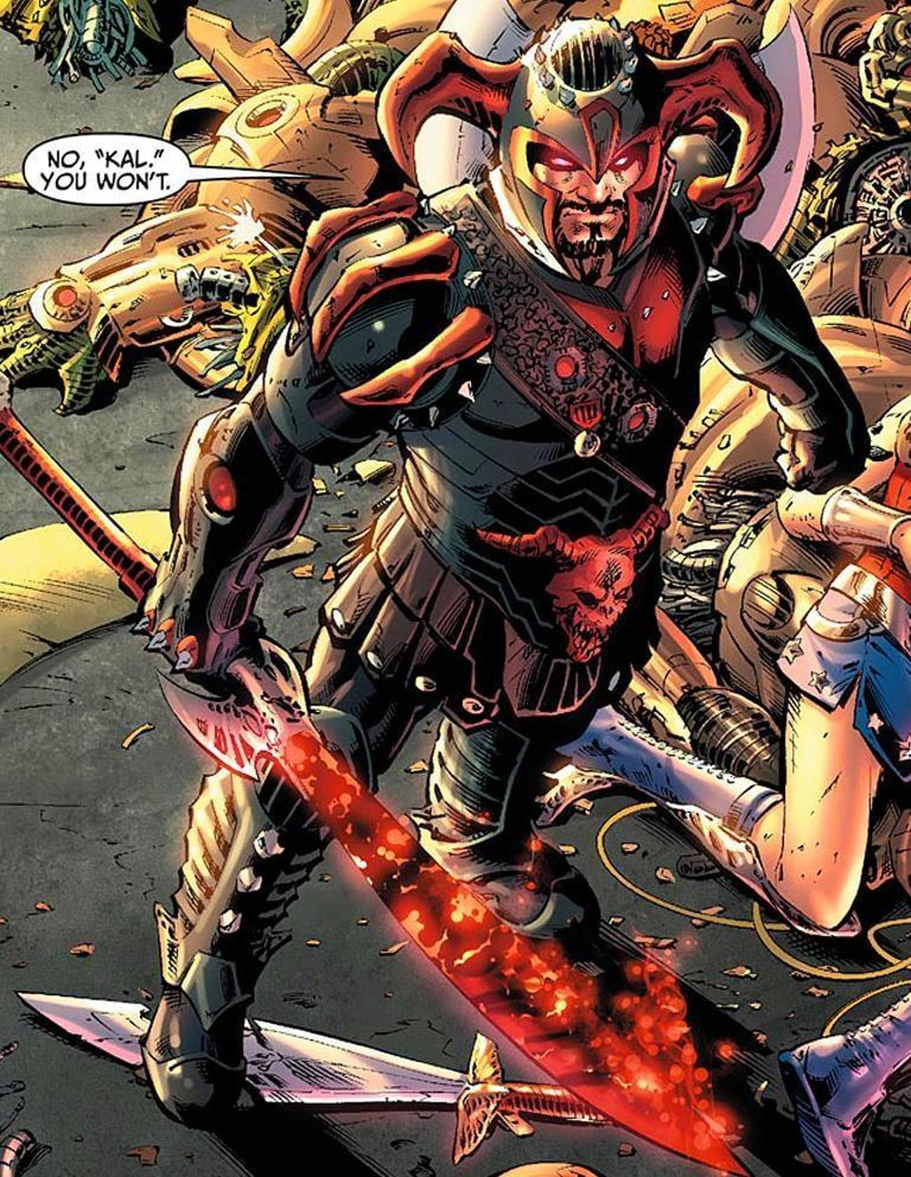 Darkseid general