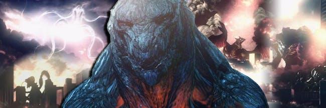 Godzilla Monster Planet Kaiju Cameos