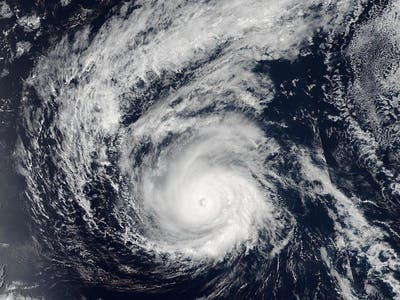 Global Warming Has Created a Two-Headed Hurricane Monster