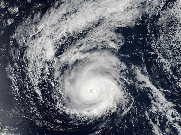 NASA-NOAA Suomi NPP satellite captured image of Hurricane Madeline.