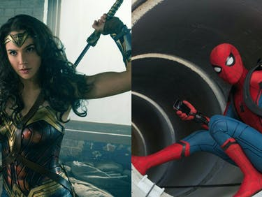 People Are More Excited For 'Wonder Woman' Than 'Spider-Man'