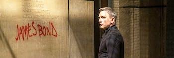 Daniel Craig as James Bond in 'Spectre'