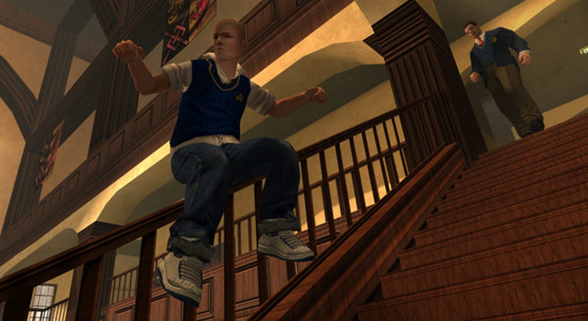 bully rockstar screenshot