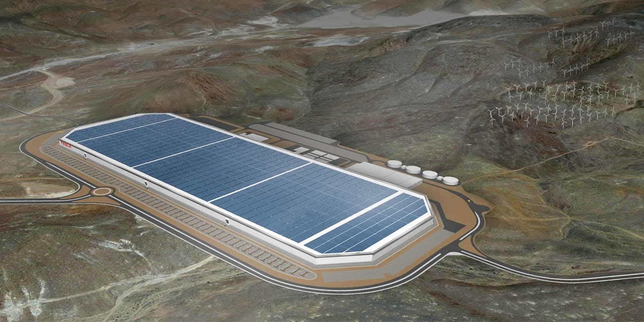 Lithium Mines In Nevada >> Tesla Is Near All Lithium Needed For Batteries Thanks To A
