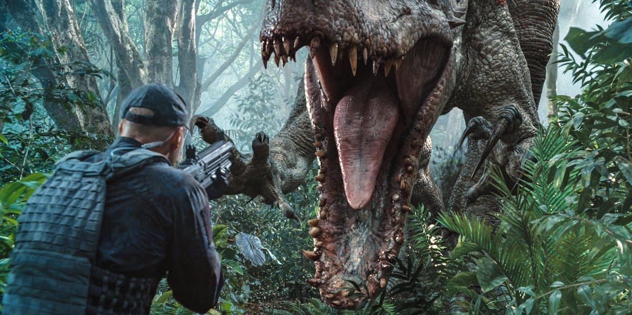 Opinión sobre Jurassic World: El reino caído