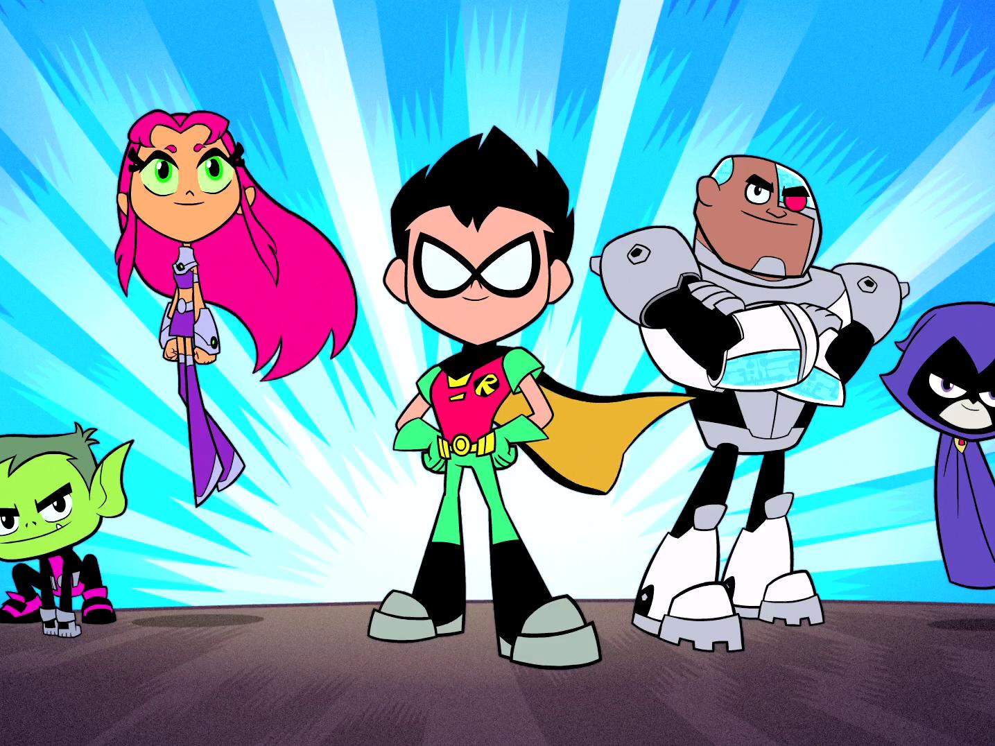 Why 'Teen Titans Go!' is the Worst Superhero Show On TV