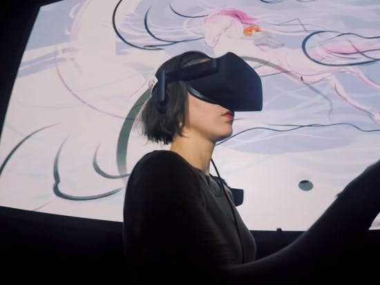 Inside the Breakthrough VR Tool That Blends Art and Life