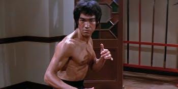 Bruce Lee Enter the Dragon Warner Bros