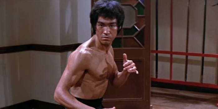 Bruce Lee Enter the Dragon Warner Bros