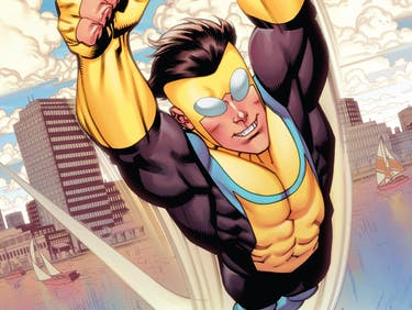 Seth Rogen and Evan Goldberg Are an Ace Team for 'Invincible'