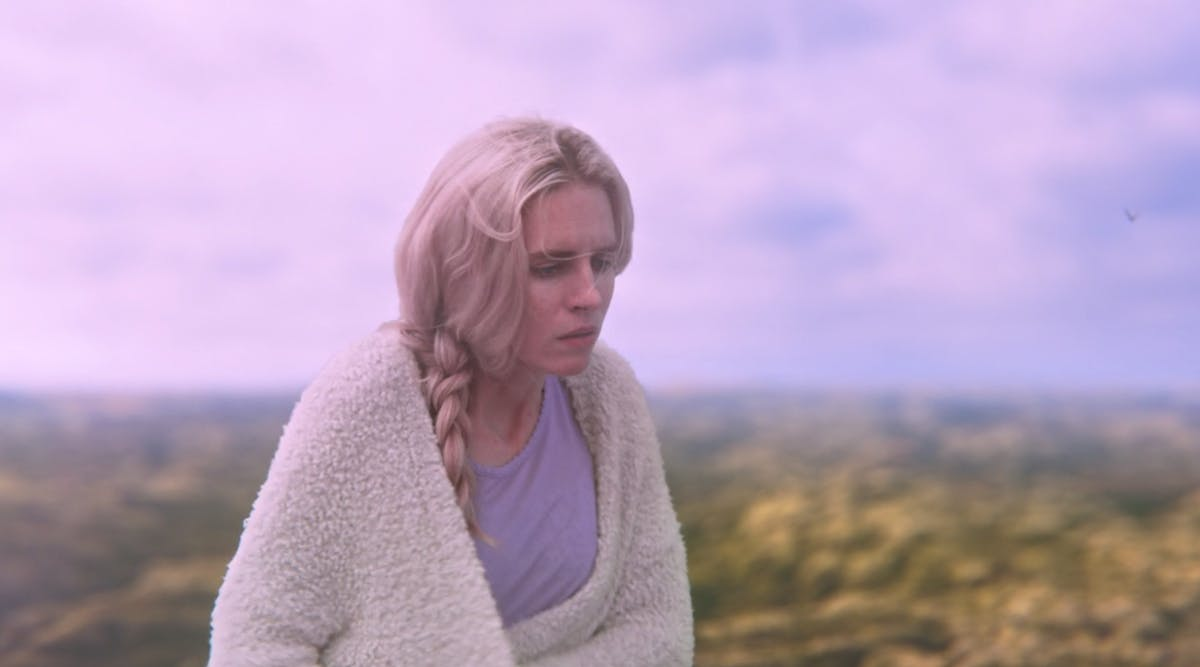 """Brit Marling in """"The OA"""""""