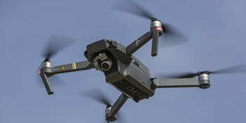 DJI Mavic Pro Quadcopter drone