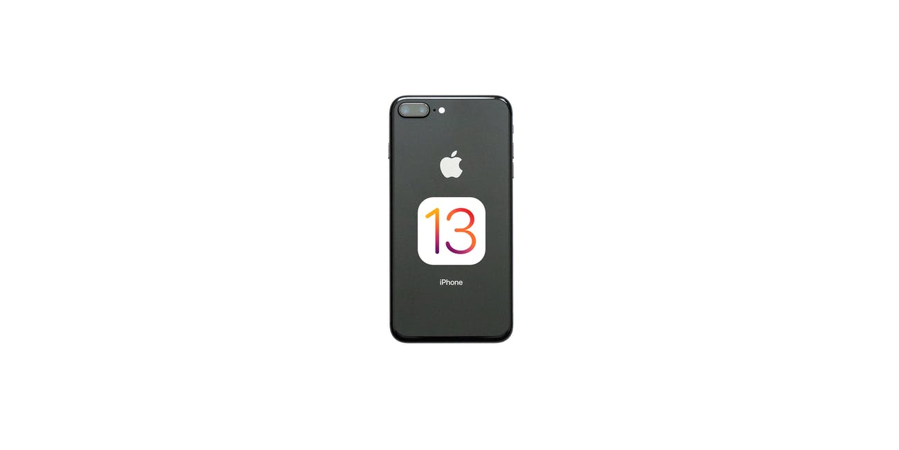 ios 13 iphone apple smartphone