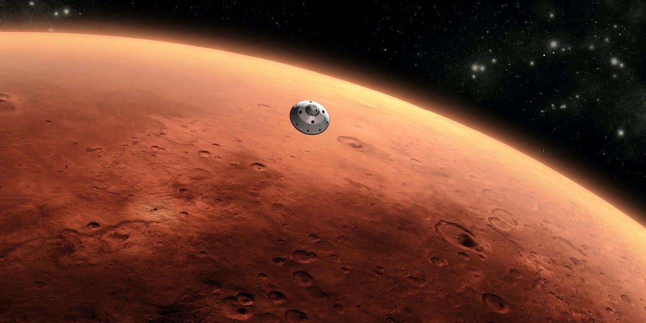 NASA Chief Jim Bridenstine Reveals What Trump Told Him in Mars Phone Call