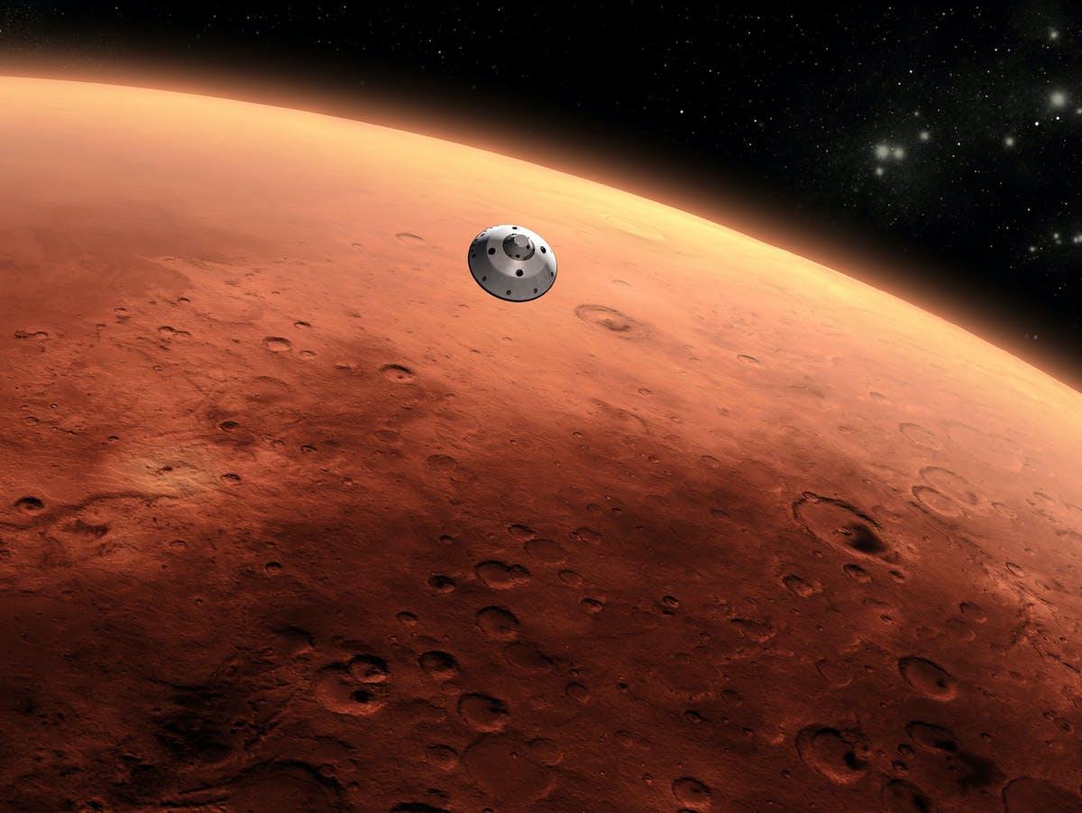 NASA Chief Jim Bridenstine Reveals What Trump Told Him During Mars Phone Call