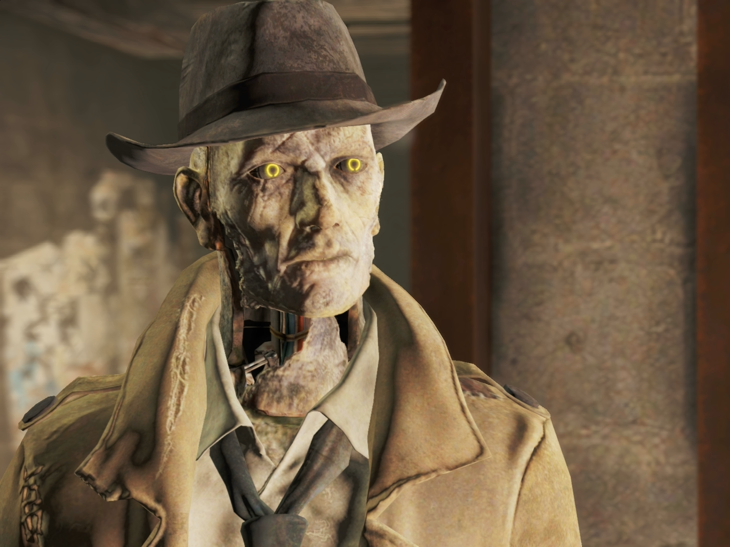 Is the Player Character in 'Fallout 4' a Synth?