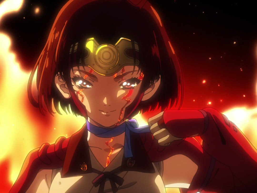 'Kabaneri of the Iron Fortress' Should Be an Anime Video Game