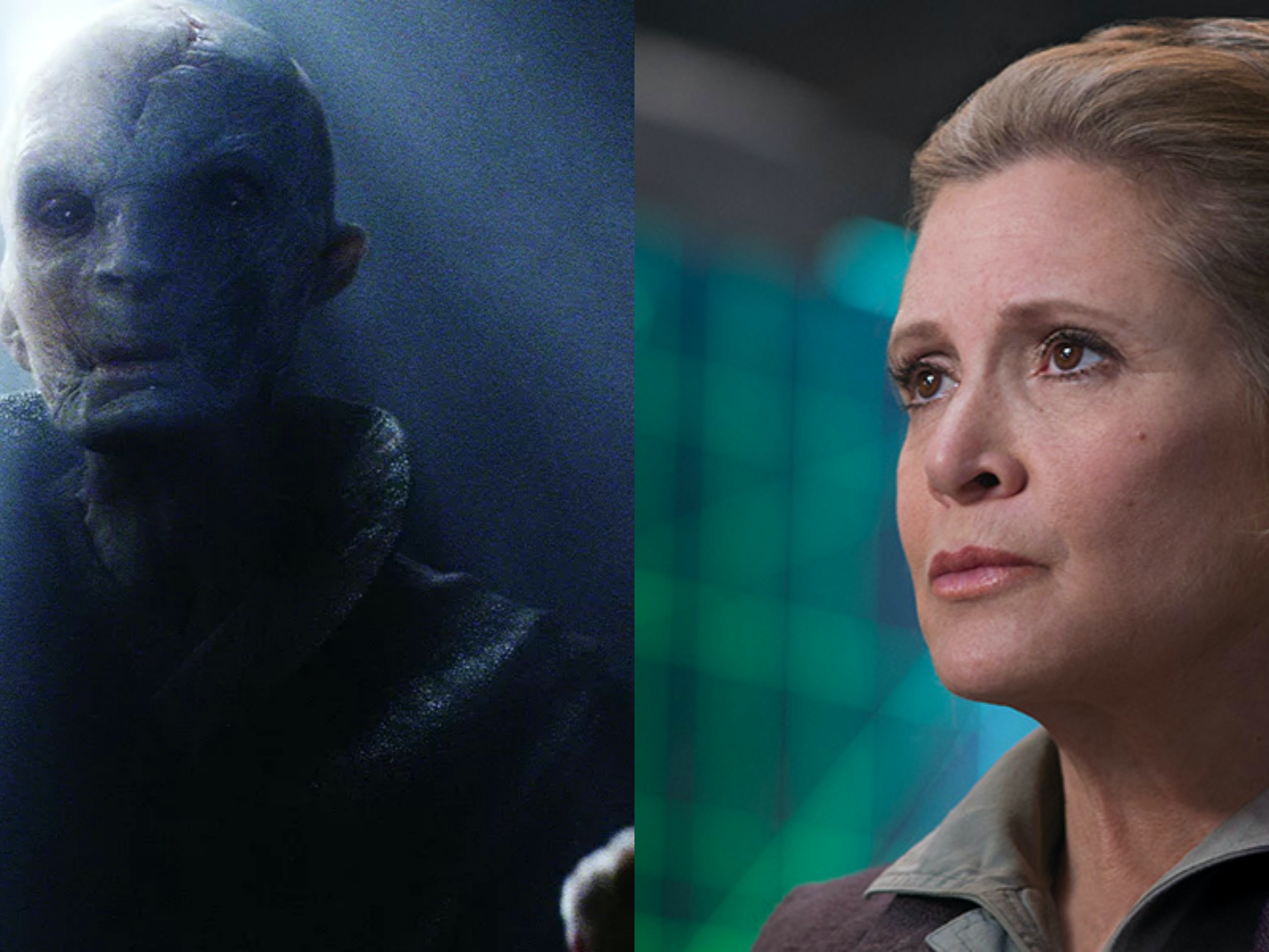 The Snoke Question Nobody is Asking About 'The Last Jedi'