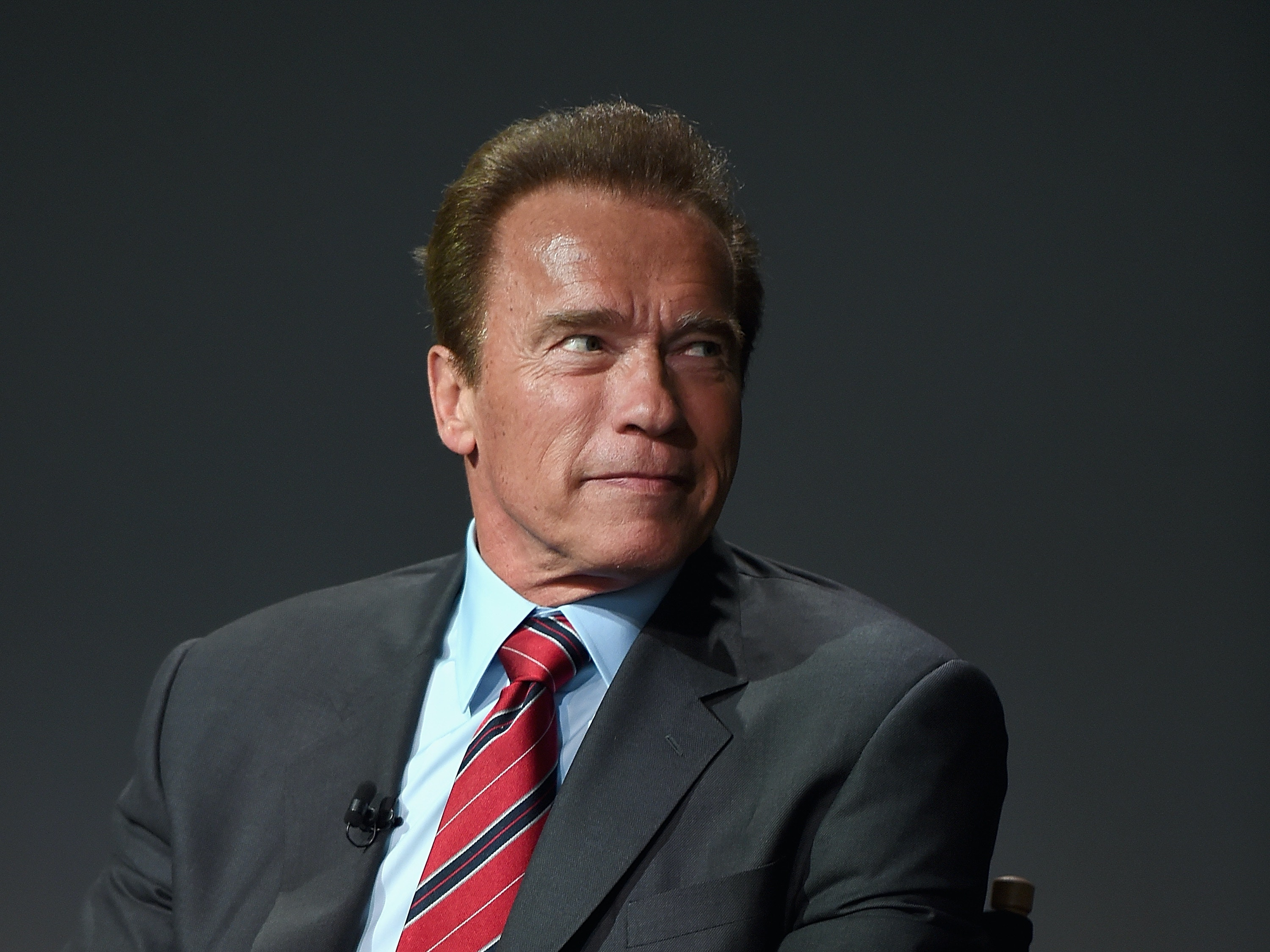 Arnold Schwarzenegger Could Win a Oscar. Don't Laugh.